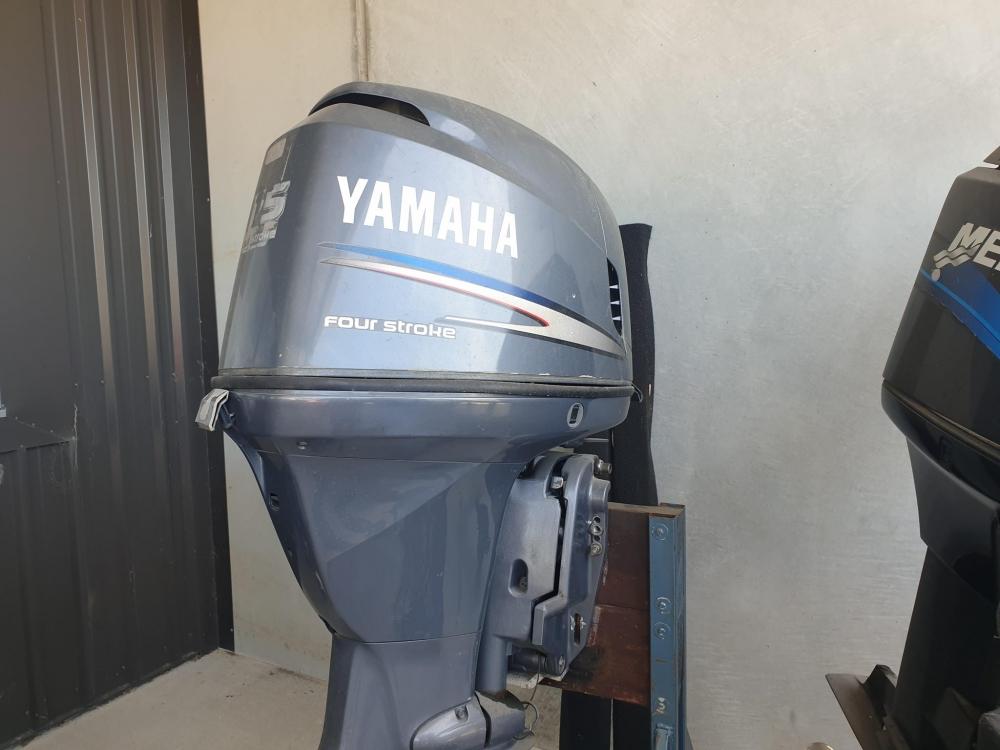 2004 Yamaha F115