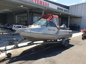 2011 Stabicraft 1530 Fisher