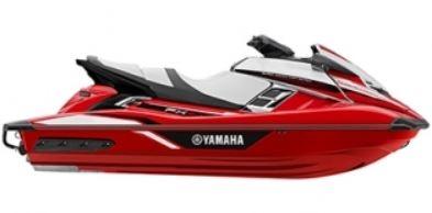 2018 FX SVHO Yamaha Waverunner