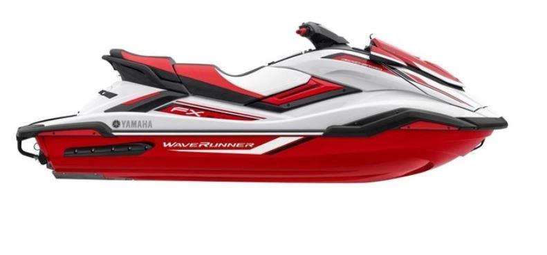 2019 Yamaha Waverunner FX SVHO
