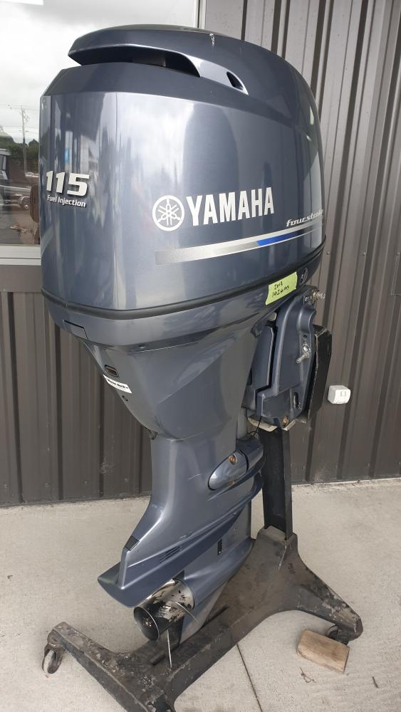 Yamaha FL115AET