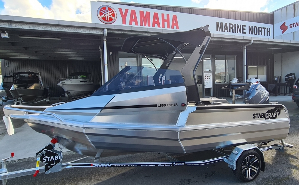 2022 Stabicraft 1550 Fisher